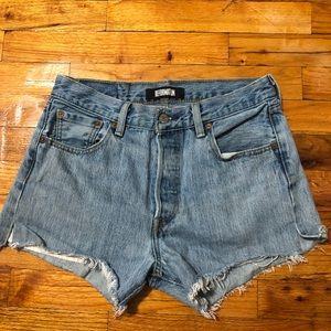 b07c43d3 Reformation Shorts - Reformation Vintage Cutoff Jean Shorts